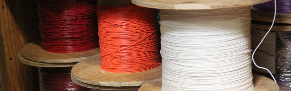 Silicone Rubber Wire Spools Supplier & Distributor